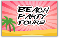 Beach Party Tours